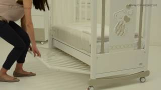 кроватка Pali Smart Maison Beb обзор