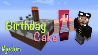 Ratujemy owieczki! - Minecraft: Birthday Cake Survival w/ EvarezTP