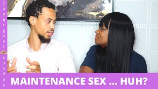 Can Maintenance Sex Save Your Marriage?