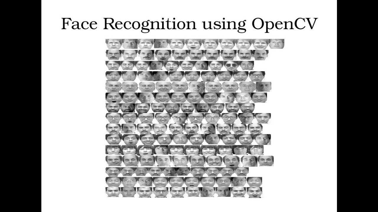 Face Recognition using Python and OpenCV