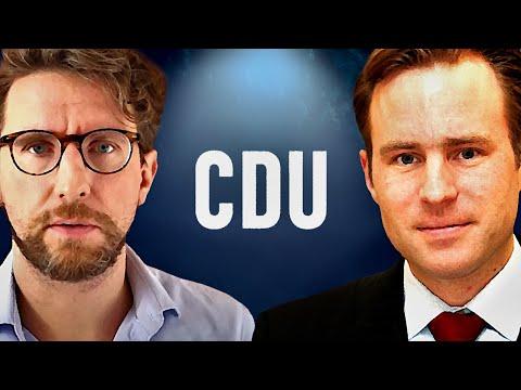 Die CDU ist weder christlich noch demokratisch - Dr. Martin Heipertz im Gespräch