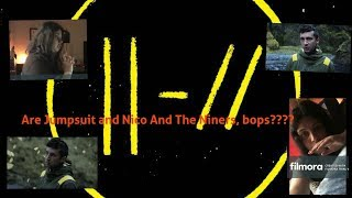 twenty one pilots: Jumpsuit Music Video/Nico And The Niners Reaction
