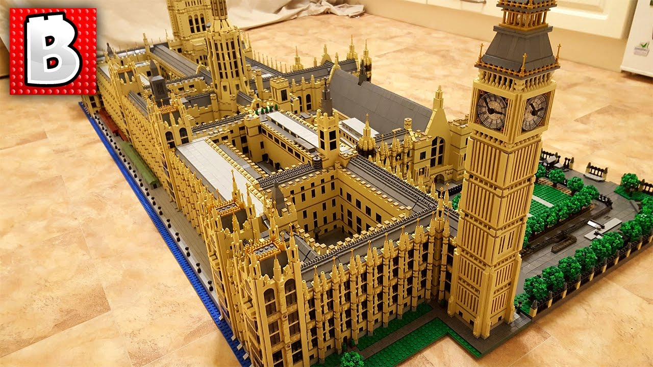 bbd94305d 50,000 LEGO Parts!!! Palace of Westminster | TOP 10 MOCs - YouTube