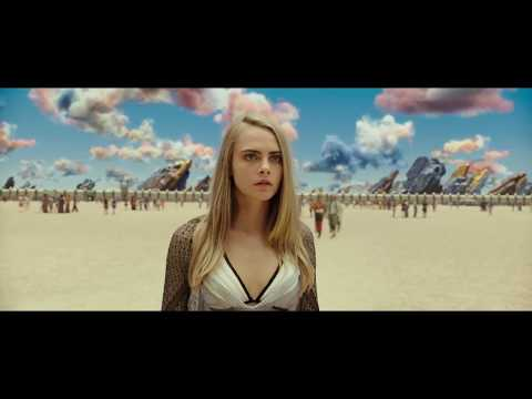 Valerian and the City of a Thousand Planets - Gets Spotted (