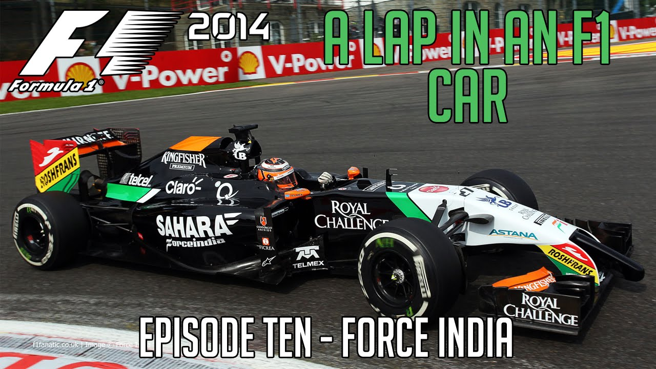 F1 2014 A Lap In An F1 Car - Episode 10