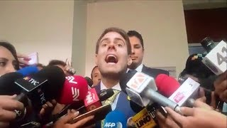 URGENTE!!! Abogado de Balda anticipa que puede PERDER EL CASO contra Rafael Correa thumbnail