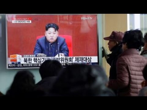 North Korea TV says Kim Jong Un ordered more nuclear tests