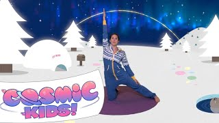 Joybob The Polar Bear | A Cosmic Kids Yoga Adventure!