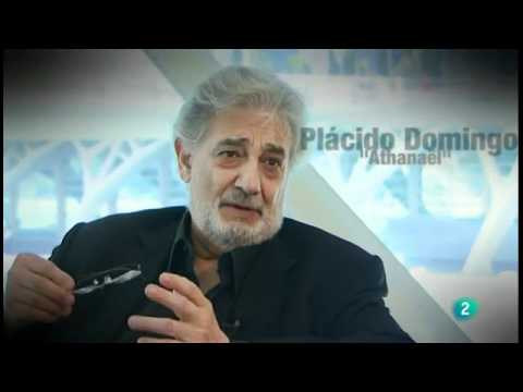 Plácido Domingo in Thaïs (incl. Interview)