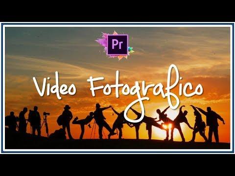 Animare immagini e montare un VIDEO FOTOGRAFICO