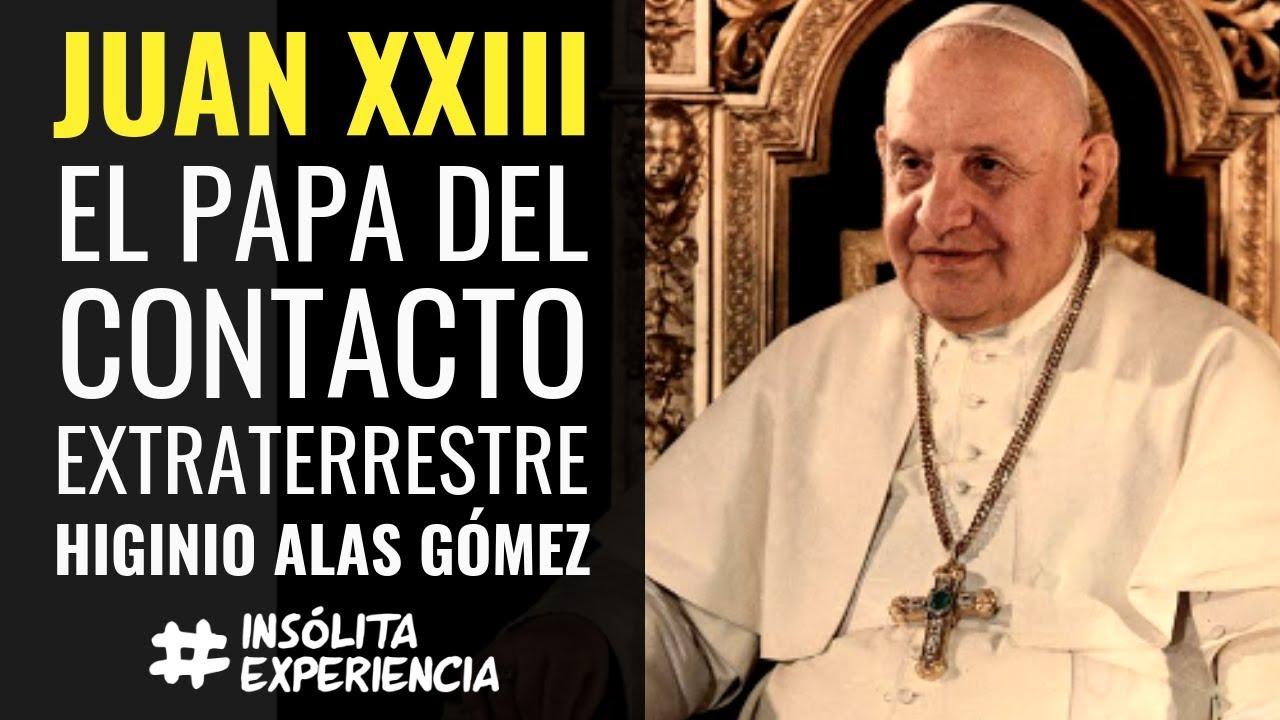 Resultado de imagen para JUAN XXIII OVNI