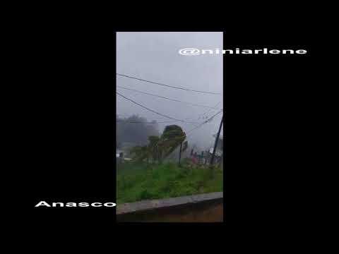 Huracan Maria Anasco PR