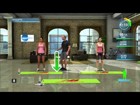 Harley Pasternak's Hollywood Workout Official Game Trailer - Wii X360 Kinect
