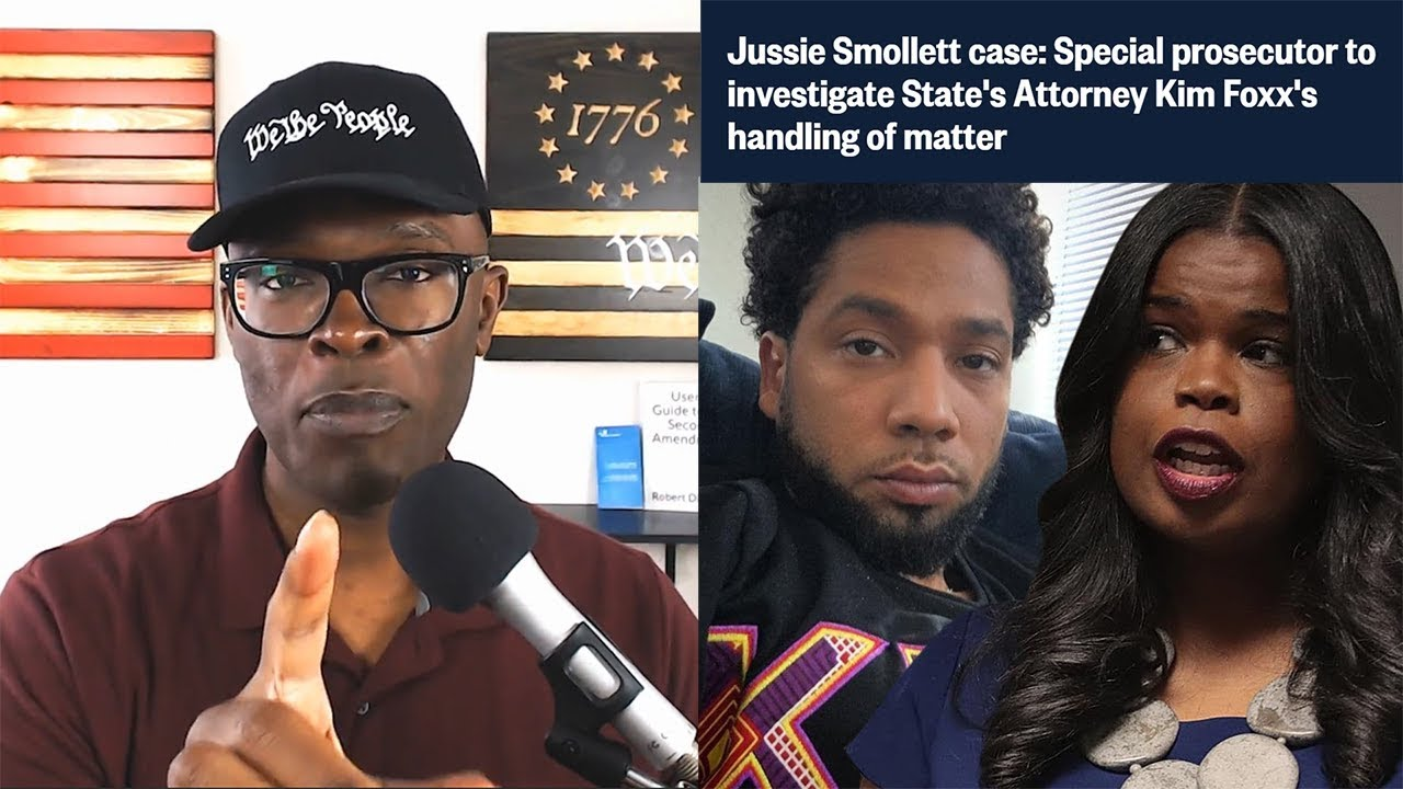 Anthony Brian Logan Special Prosecutor Appointed In Jussie Smollett Case!