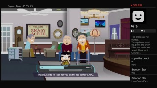 South park livestream gameplay vampire kids/side missions