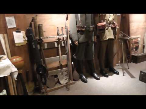 Somme Heritage Centre, Guided Tour pt 2