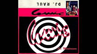 COMIC (Los Montesinos) DJ RAUL VOL.18 1996