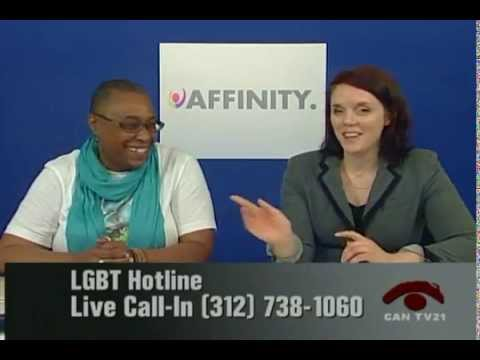 Affinity CAN-TV June 2014: Affnity with Patty Dillion from Equality Illinois