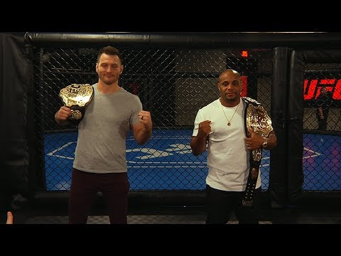UFC 226: Miocic vs Cormier - First Face Off