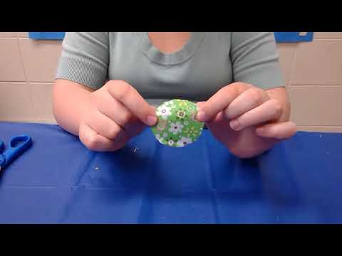 Crafting with the Adult Department: Fabric Flowers