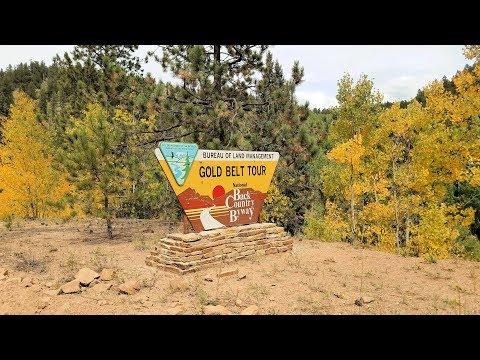 Gold Belt Tour Florence & Cripple Creek Railroad