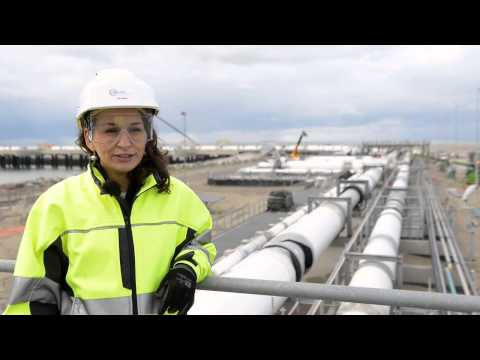 Dunkirk LNG Terminal – My first construction site