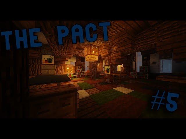 The Pact #5 S4 - Правя се на интериораджия!!