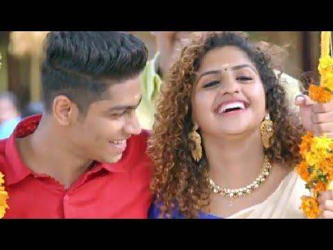 Rosappoo pookkunnuvo (aarum kaanathinnen) - Oru Adaar Love - Malayalam Song WhatsApp Status Video