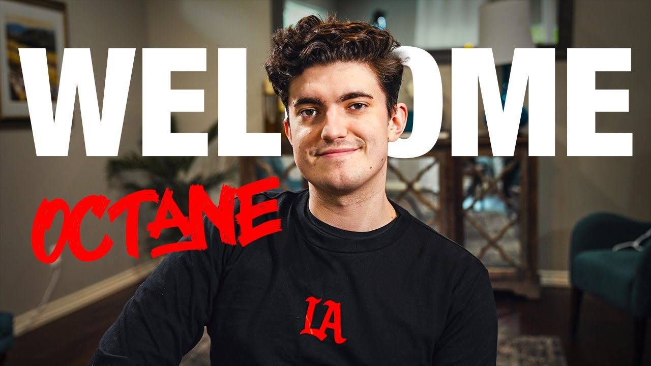 OCTANE Finally Joins LA THIEVES