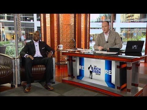 NFL Network Analyst Charles Davis NFL Draft, Free Agency & More - 3/22/16