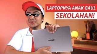 Review ASUS VivoBook Ultra A412 | Laptop Buat Sekolah Yang Punya GAYA