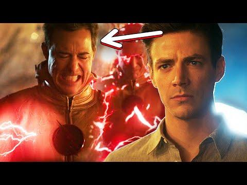 ОШИБКА ОБРАТНОГО ФЛЭША! [Обзор 15-ой серии] / Флэш   The Flash