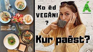 5 vietas Rīgā, kur paēst vegāniski