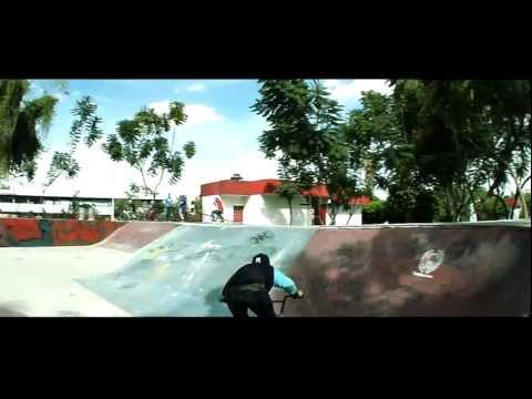 BMX JUAREZ 2012 Presenta: Luis Medina (MUTANTE BMX)