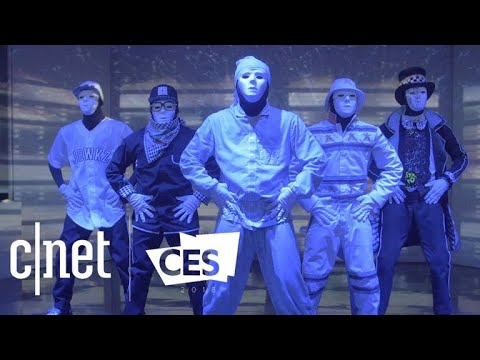 How the Jabbawockeez embrace high tech for their Las Vegas show