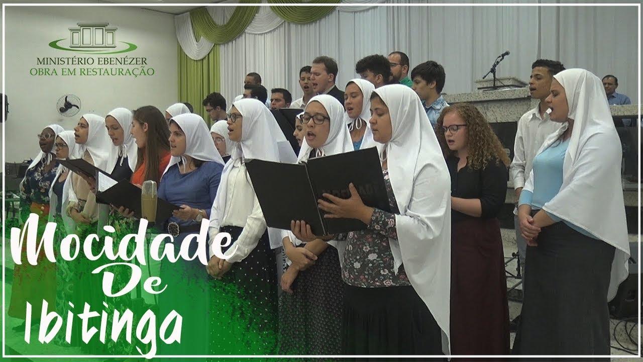 Mocidade de Ibitinga Culto de domingo: dia 29/07/2018