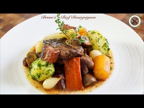 Bruno's Beef Bourguignon – Bruno Albouze