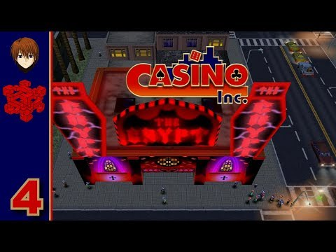 Casino Inc. - 4 - Morale Is Low Staff Are Leaving