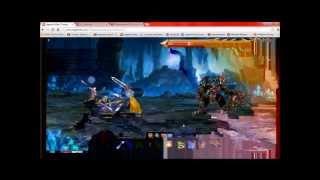 Legend Online Deneme Kulesi..