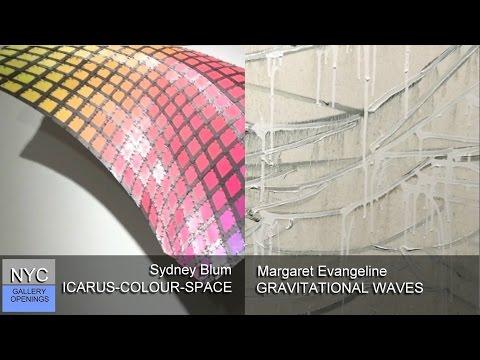KIM FOSTER GALLERY - Sydney Blum / Margaret Evangeline