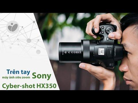 Tinhte.vn | Trên tay Sony Cybershot HX350