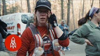El maratón de Barkley es un acto de sadismo