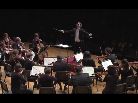 Tchaikovsky: Serenade for Strings Op. 48 - Deutsches Kammerorchester Berlin / Mateusz Molęda