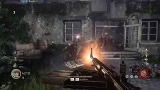 en vivo de marioKD1989  call of duty:WWII DLC3 zombis nazis 2 intento