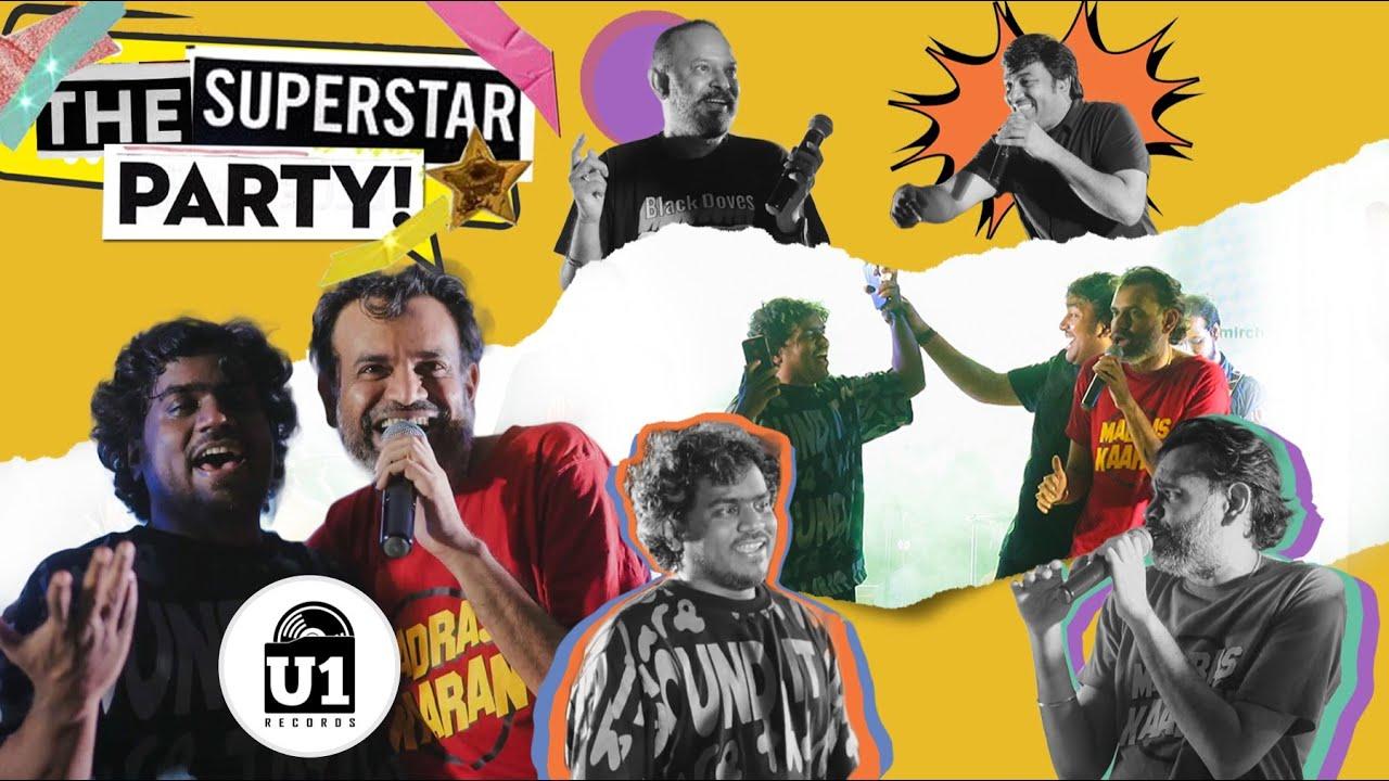 Download Premgi's performance at Surprise Super-Star Party by Team U1 RECORDS | Yuvan Shankar Raja's BDay