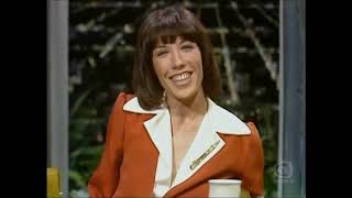 Lily Tomlin on Carson Full Interview