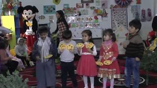 Детский сад Нури Ирфон открытое занятие по английскому языку на тему Животные
