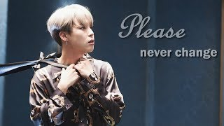 Please never change ¬ BTS edit