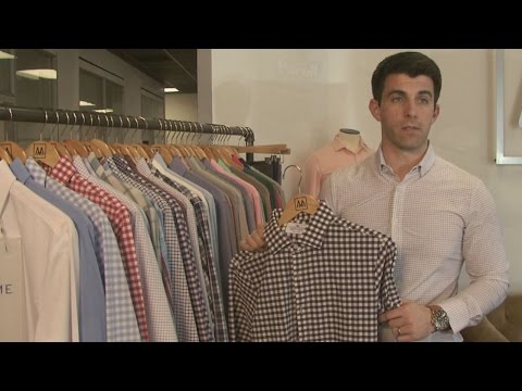 'Miracle Shirt' Made In The USA Doesn't Wrinkle And Absorbs Sweat