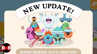 Dumb Ways to Die 2: The Games - New Update Super Hero Character